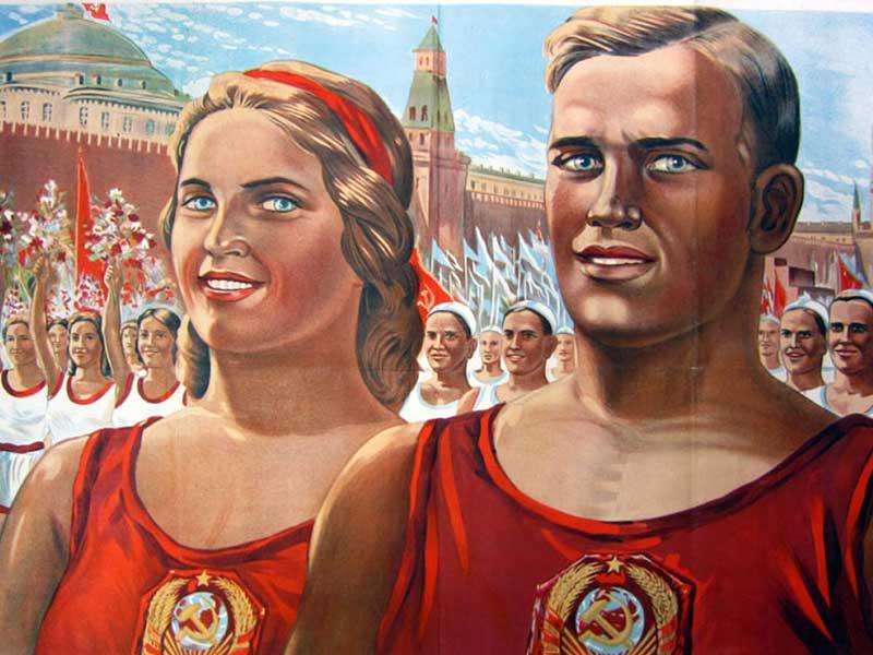 Sovyetlerde spor