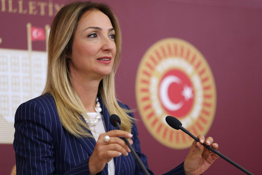 Ankara Bağımsız Milletvekili Aylin Nazlıaka