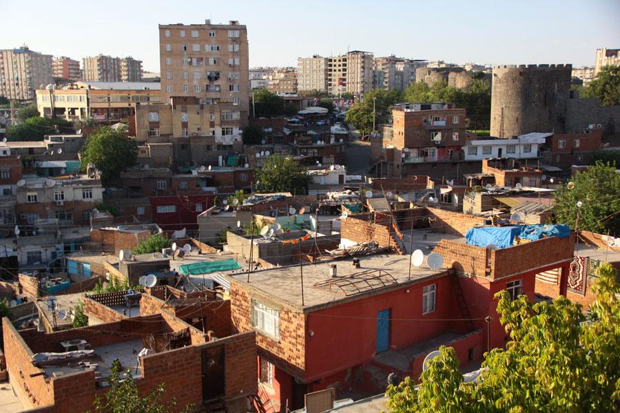 Diyarbakır'ın Ben û Sen Mahallesi