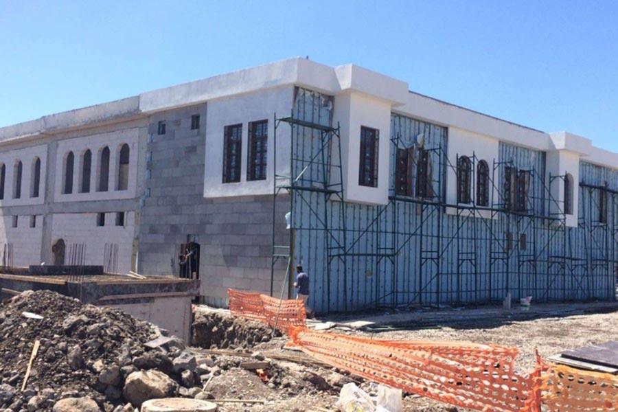 sur'daki yeni yapılar