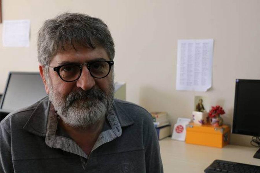 DİSK Basın-İş Genel Başkanı Faruk Eren