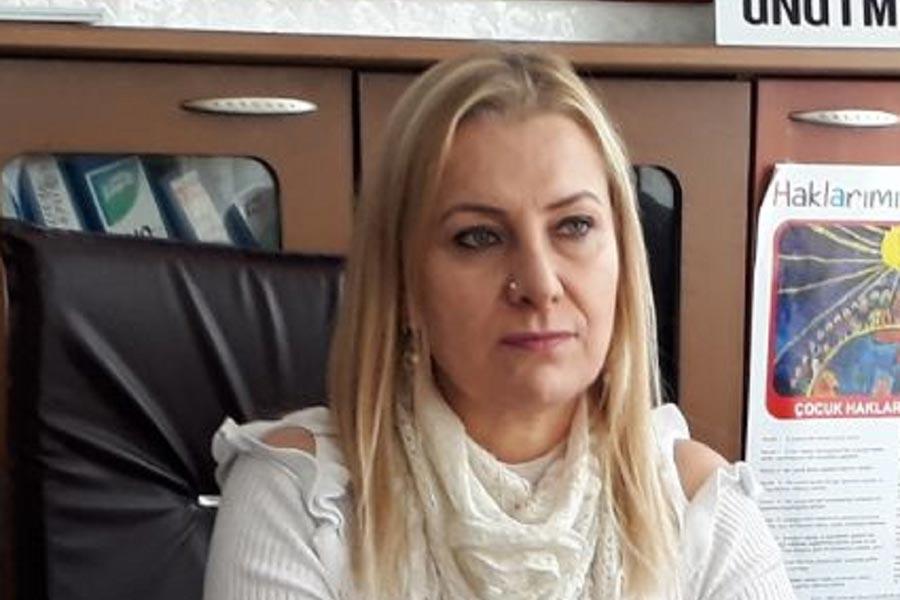 İHD Malatya Şube Başkanı Gönül Öztürkoğlu
