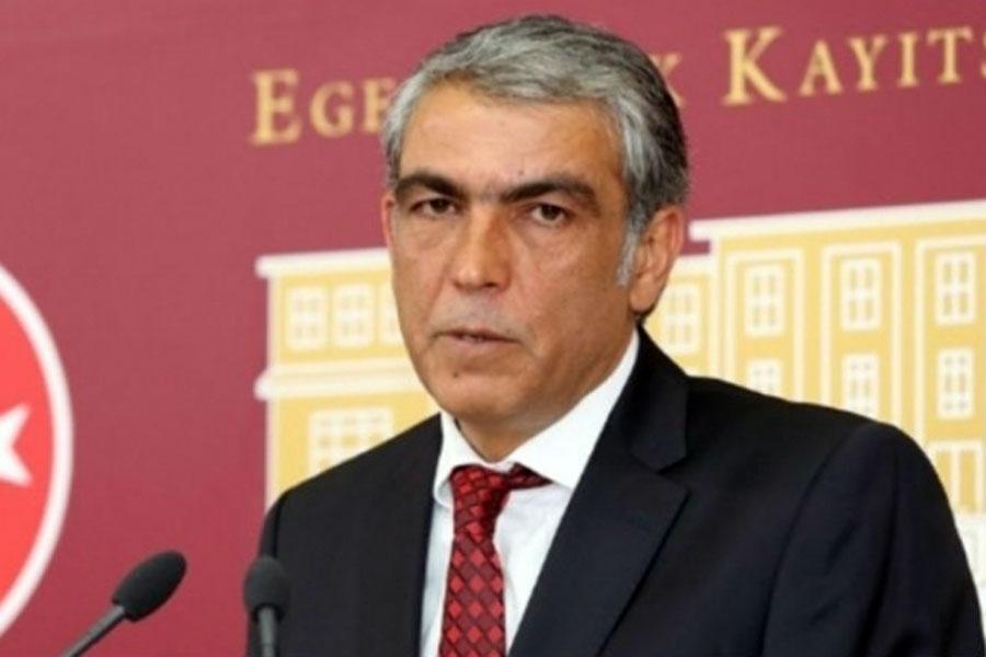 HDP Urfa Milletvekili İbrahim Ayhan