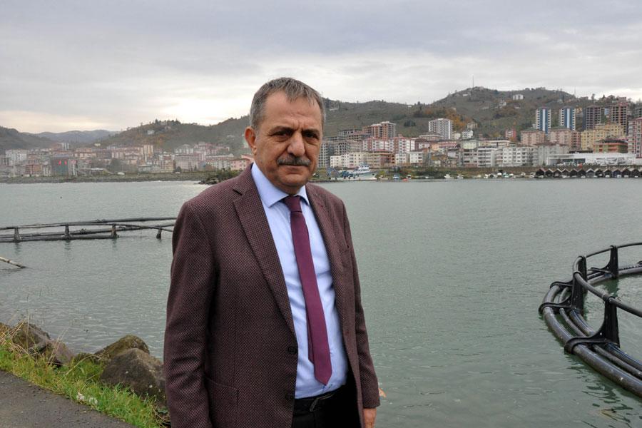 Yomra Belediye Başkanı İbrahim Sağıroğlu