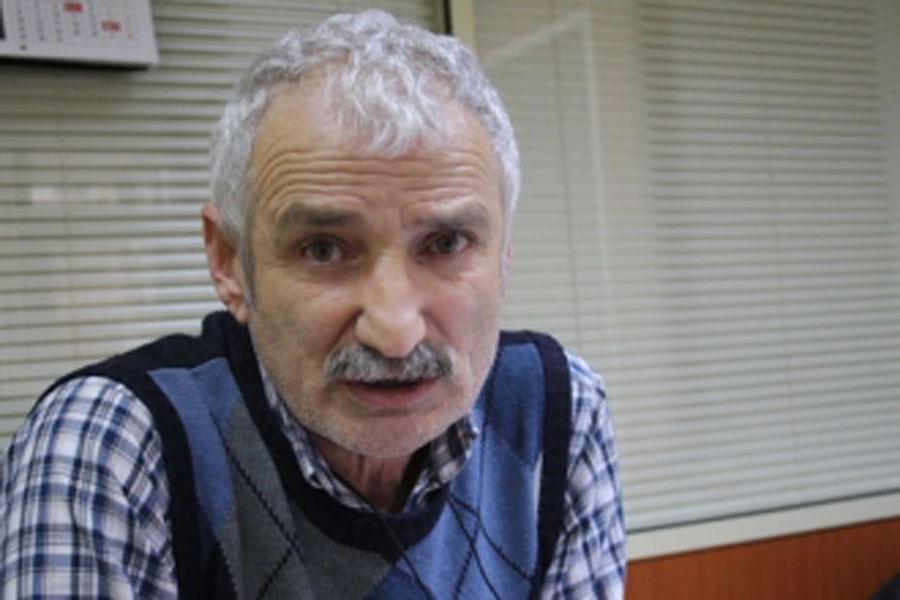 Maden Mühendisleri Odası Genel Sekreteri Necmi Ergin