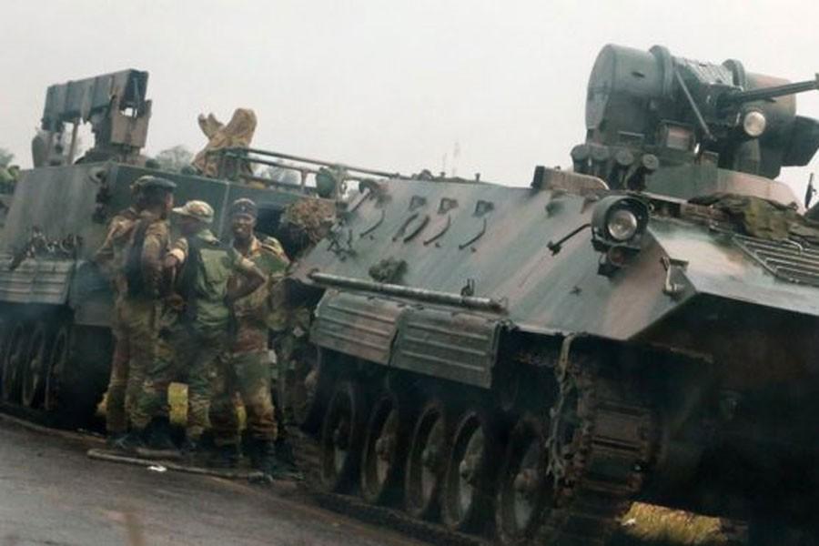 zimbabve ordusu