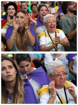 Katalonya'da bağımsızlık heyecanı kısa sürdü