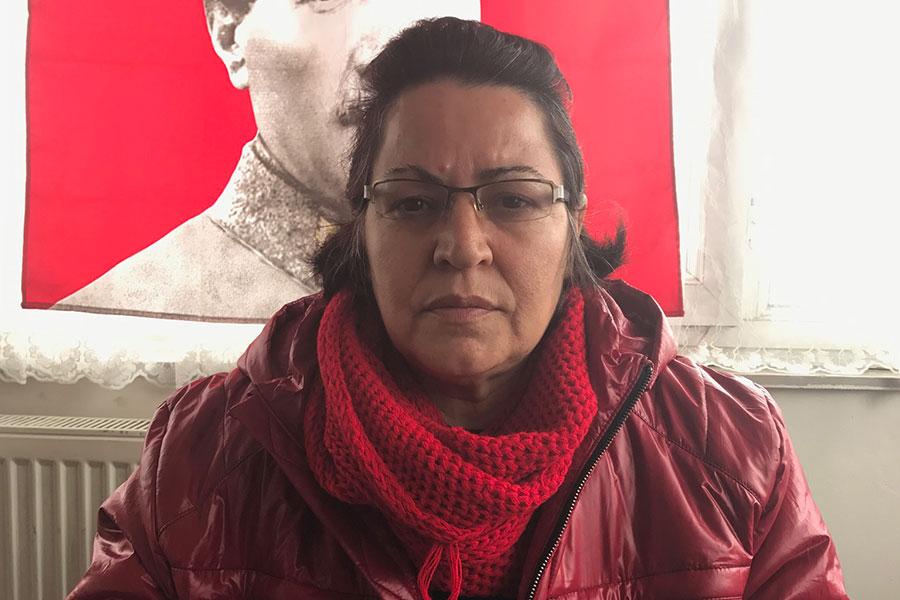 Nuray Şenocak - CHP Elazığ Kadın Kolları Başkanı