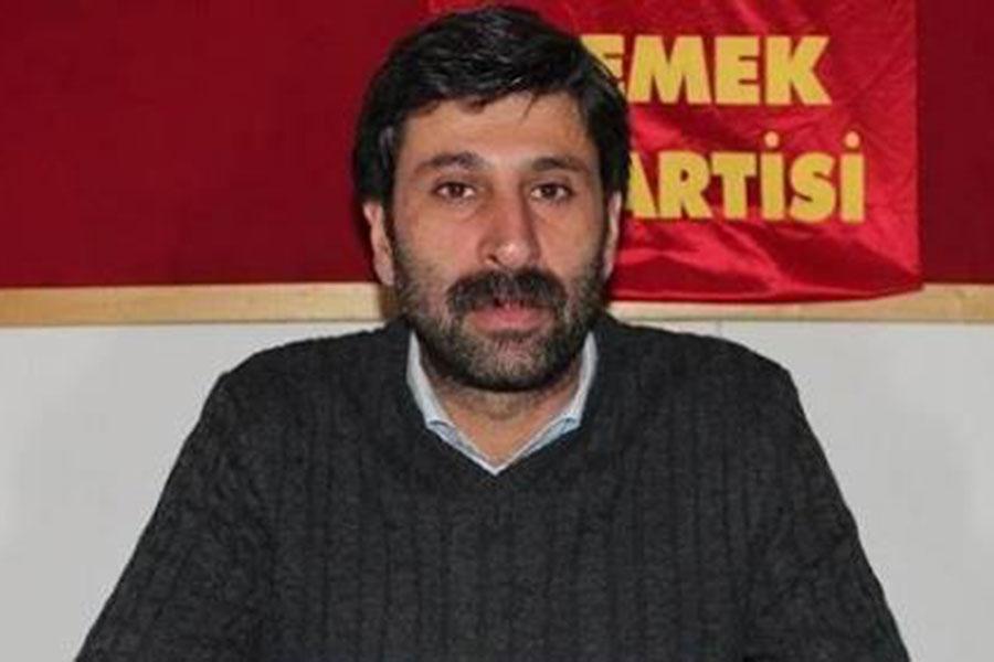 Murat Zülfikar - Emek Partisi Elazığ İl Başkanı