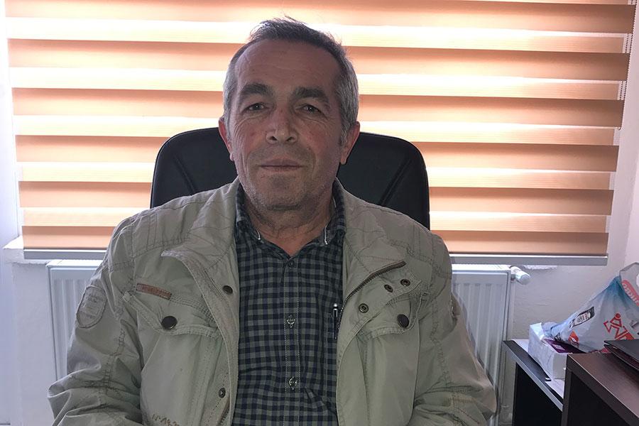 Baki Yıldırım - HDP Elazığ İl Eş Başkanı