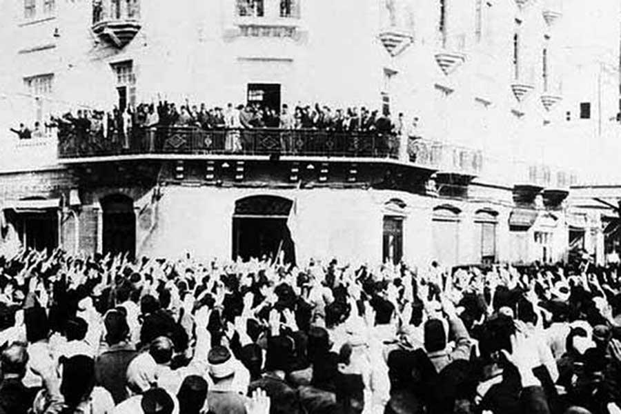 Anayasal düzene geçilmesini sağlayan 1936 grevi