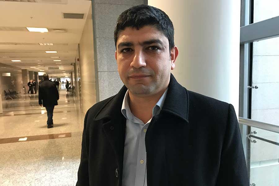 Dink ailesi avukatlarından Hakan Bakırcıoğlu