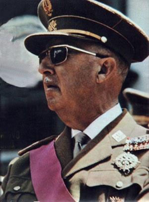 İspanya Diktatörü Franco