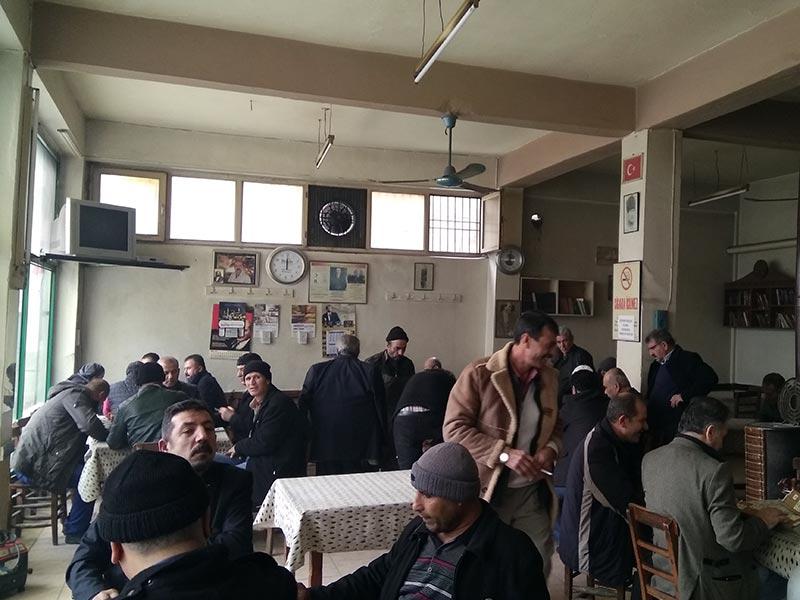 Antepli yurttaşlar Afrin'e yönelik operasyonu onaylamıyor (Fotoğraf: EVRENSEL)