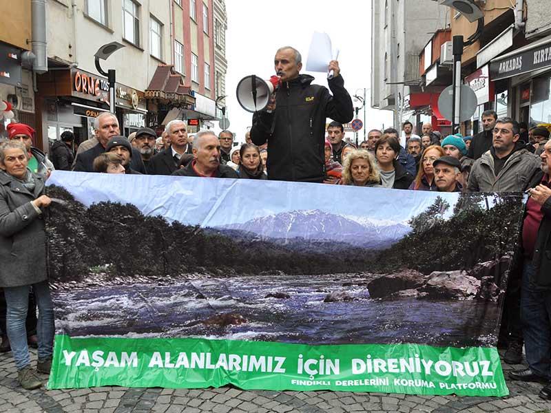 Fındıklı halkı 11 yıl boyunca HES projelerine karşı mücadele etti ve kazandı (Fotoğraf: DHA)