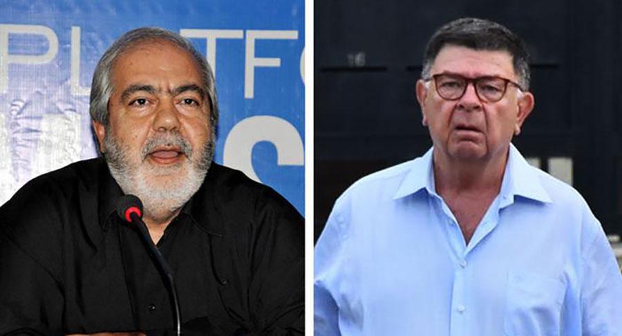 Mehmet Altan ve Şahin Alpay