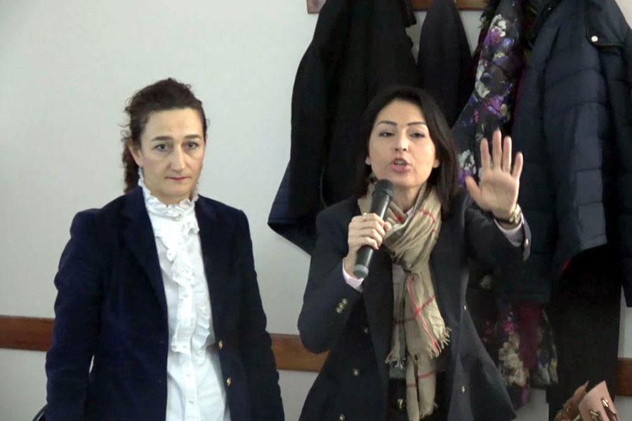 Çevre ve Şehircilik Bakanlığı İstanbul İl Müdürlüğü görevlileri