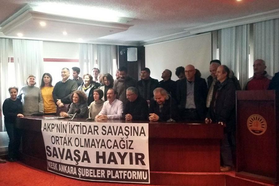 KESK Ankara Şubeler Platformu