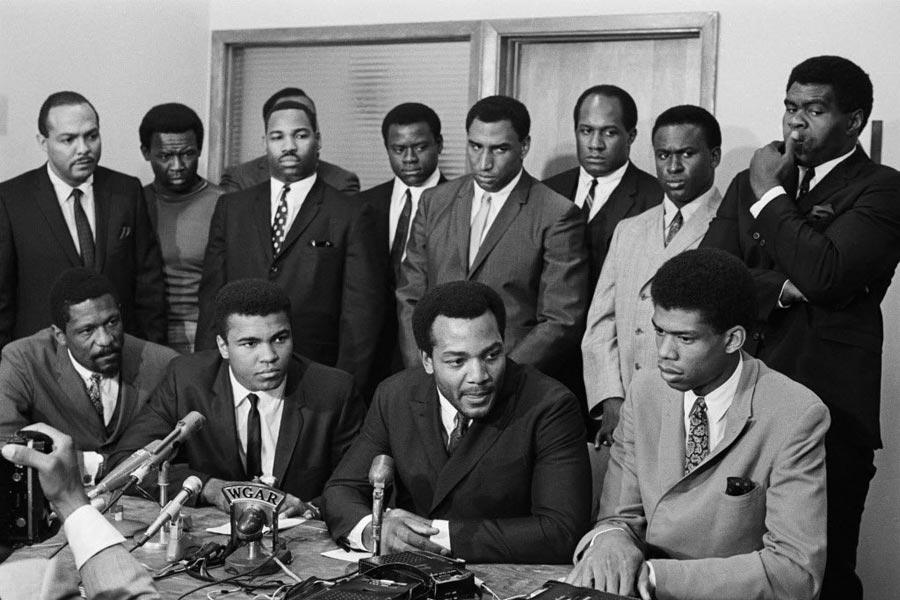 Muhammed Ali zirvesi