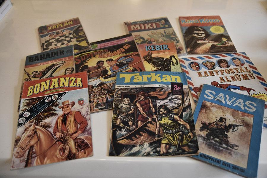 yerli çizgi romanlar