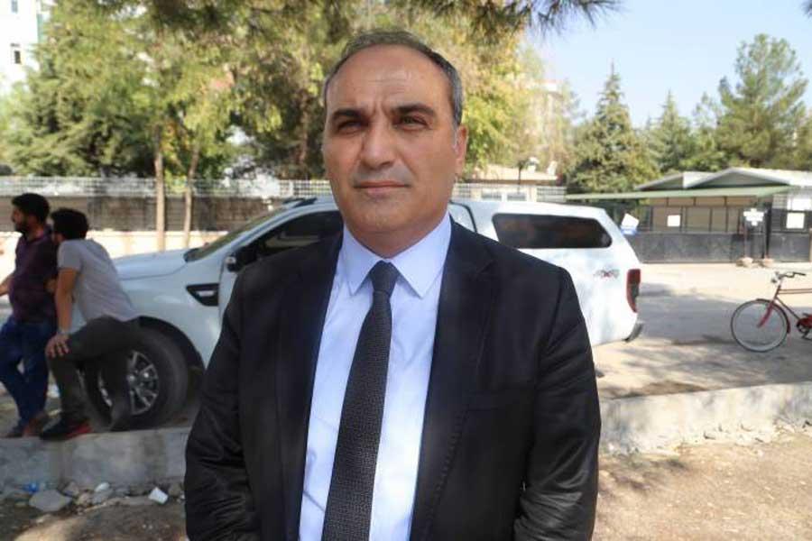 Diyarbakır Barosu Başkan Yardımcısı Avukat Sertaç Buluttekin