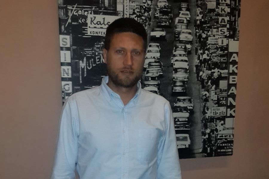Uluslararası Af Örgütü Türkiye Araştırmacısı Andrew Gardner