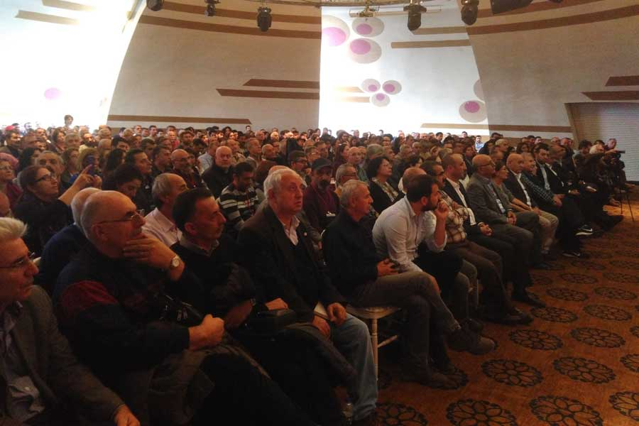 EMEP İstanbul İl Kongresi