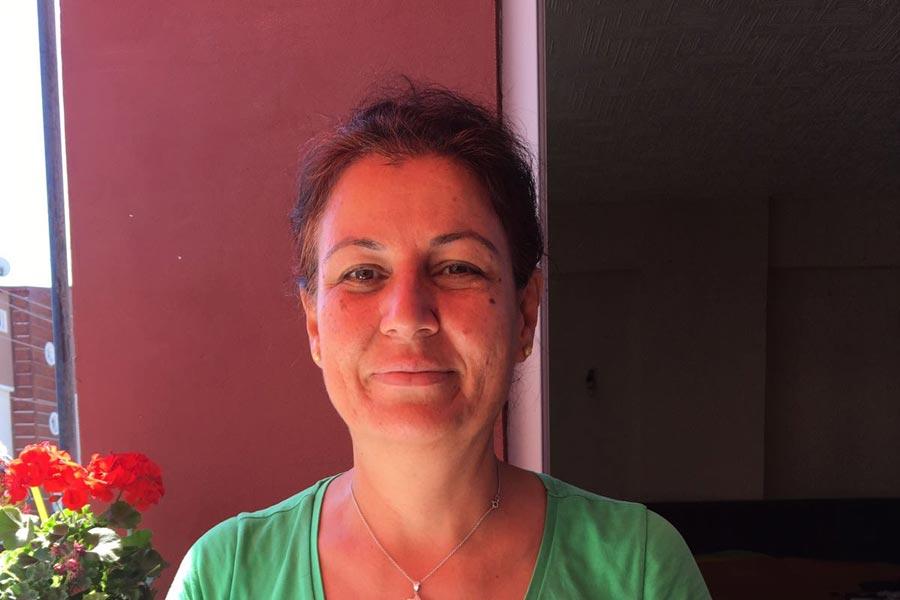 Kocaeli Ekmek ve Gül Dayanışma Derneği Başkanı Fatma Şahin