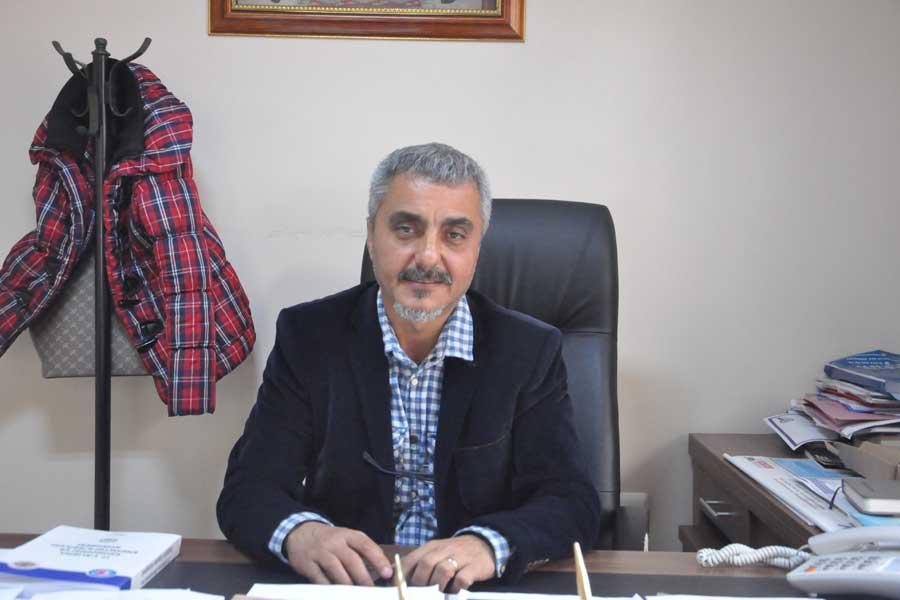 GMİS Kozlu Şube Başkanı Hüseyin Kolçak