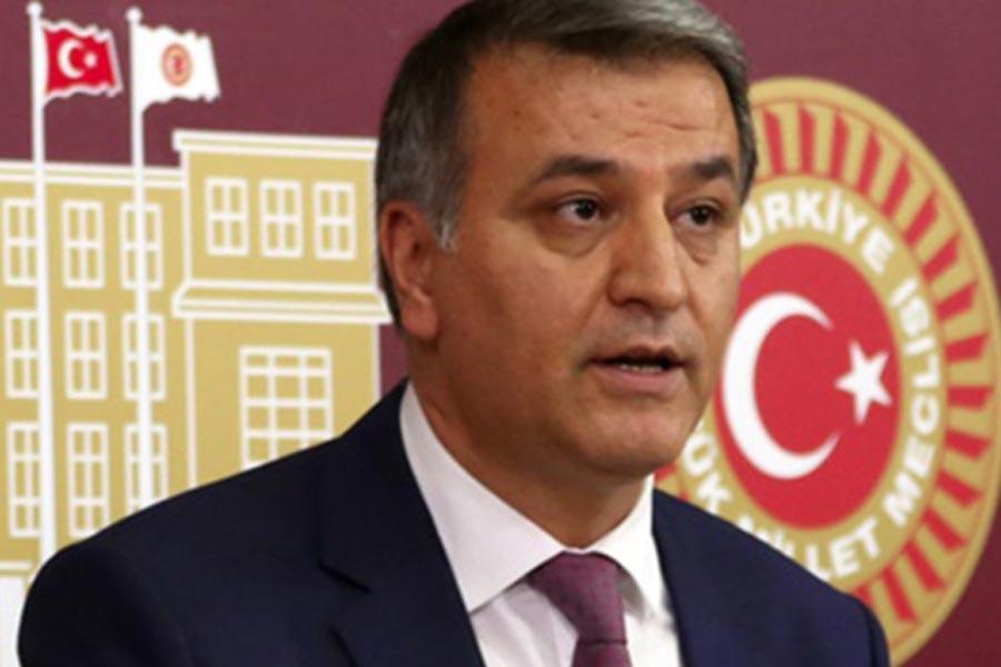 HDP Gaziantep Milletvekili Prof. Dr. Mahmut Toğrul