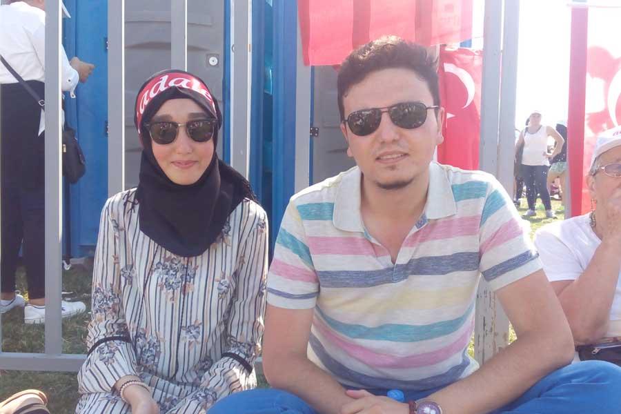 Rıdvan Çakır ve Kardeşi