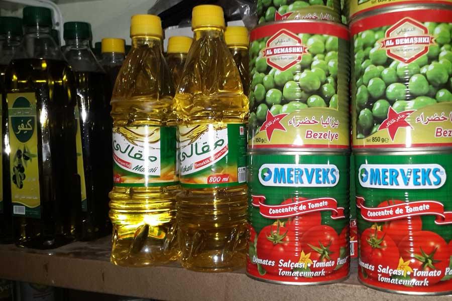 Suriye Markalı Ürünler