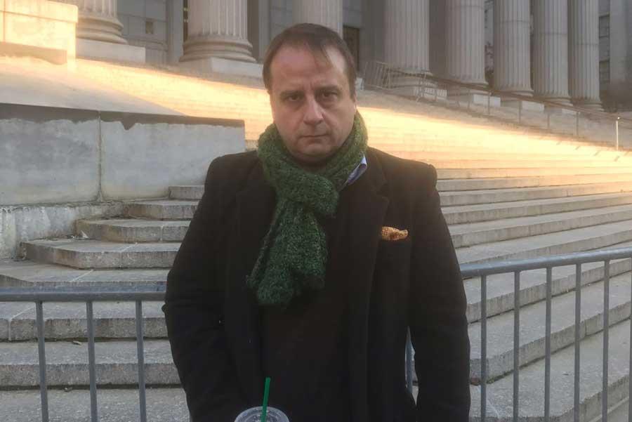 New York Barosu üyesi Avukat Arda Beşkardeş