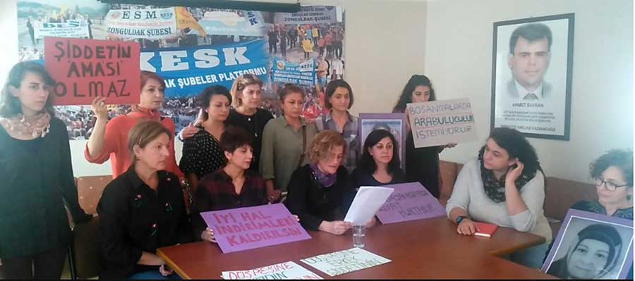 Zonguldak Kadın Platformu