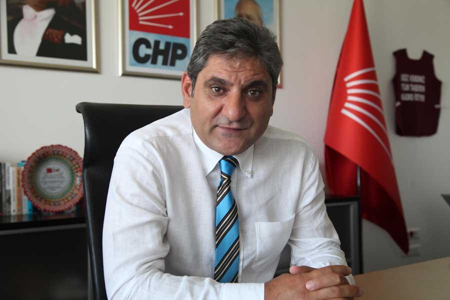 CHP Genel Başkanı Yardımcısı Aykut Erdoğdu