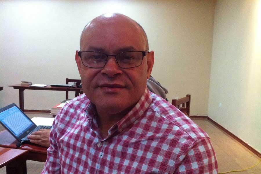 Prof. Juan Nuñez,