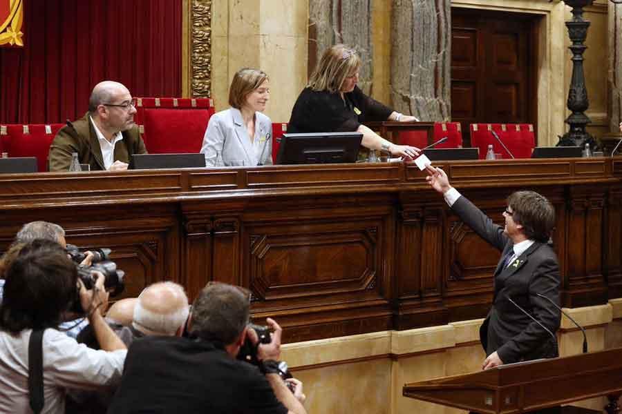 Katalonya Parlamentosu