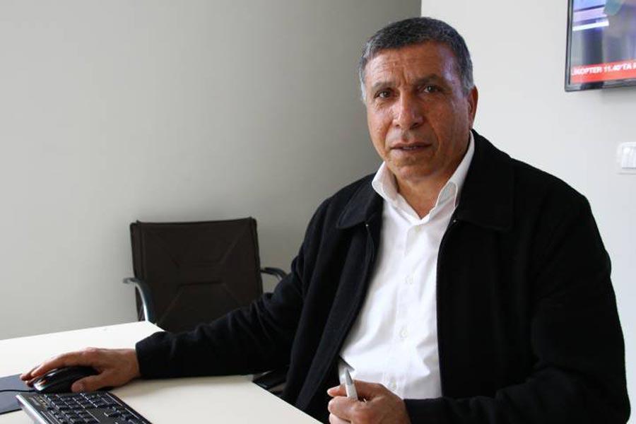 Özgür Gazeteciler İnisiyatifi (ÖGİ) Sözcüsü Hakkı Boltan