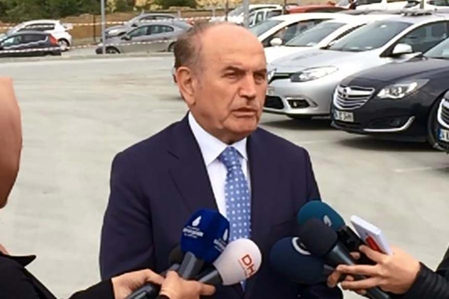 İstanbul Büyükşehir Belediye Başkanı Kadir Topbaş