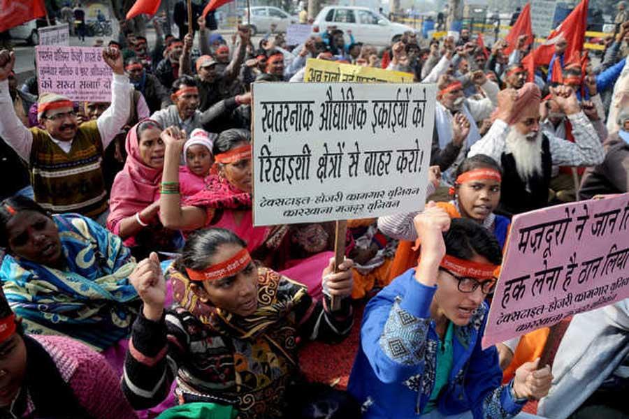 Hindistan grevi
