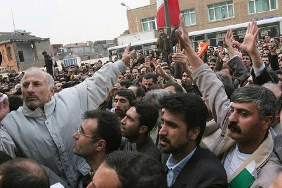İran grev