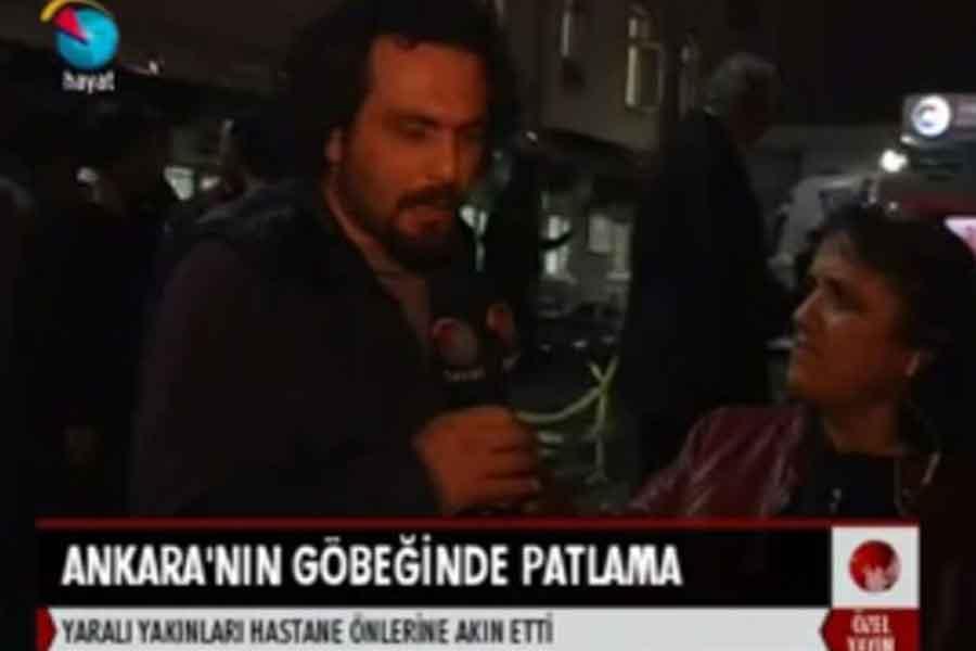 Ankara Saldırısı