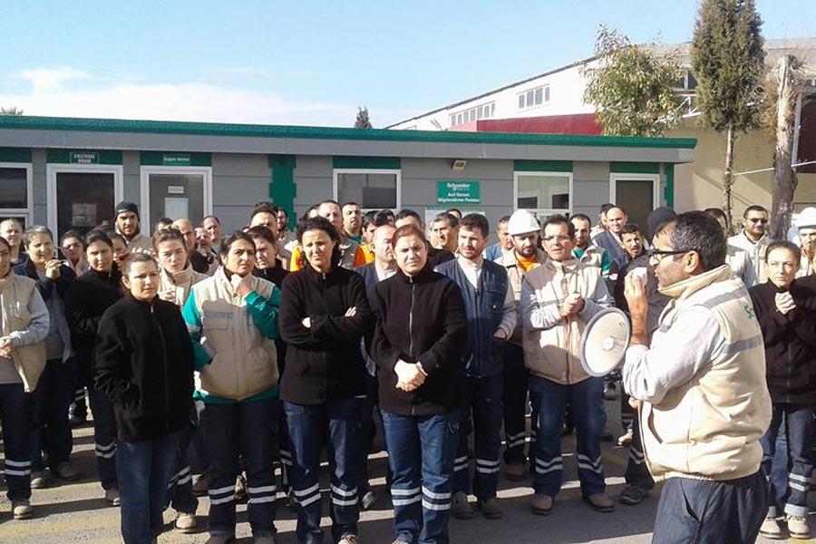 Schneider Elektrik İzmir