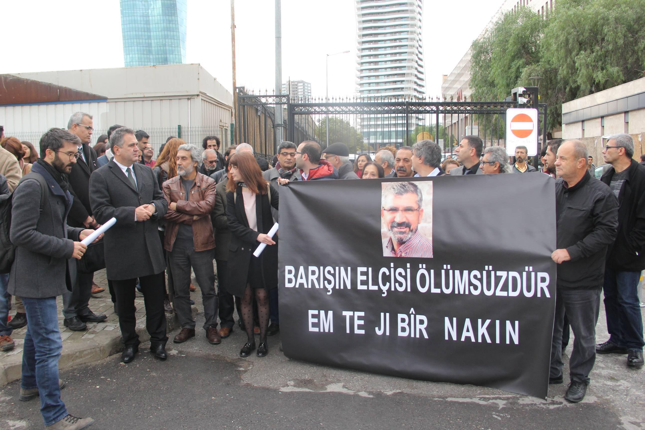 Tahir Elçi Anma (MA)