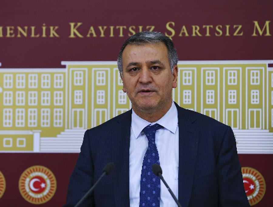 HDP Gaziantep Milletvekili Mahmut Toğrul,