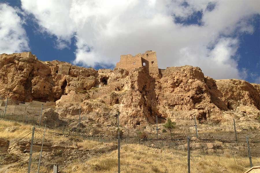 Mardin Kalesi diğer adıyla Kartal Yuvası