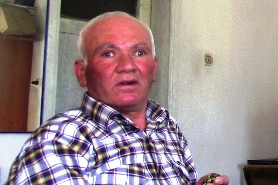Darıbükü Muhtarı Mehmet Avcu