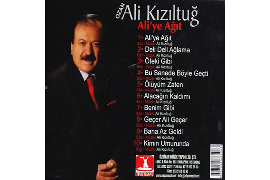 Ali Kızıltuğ