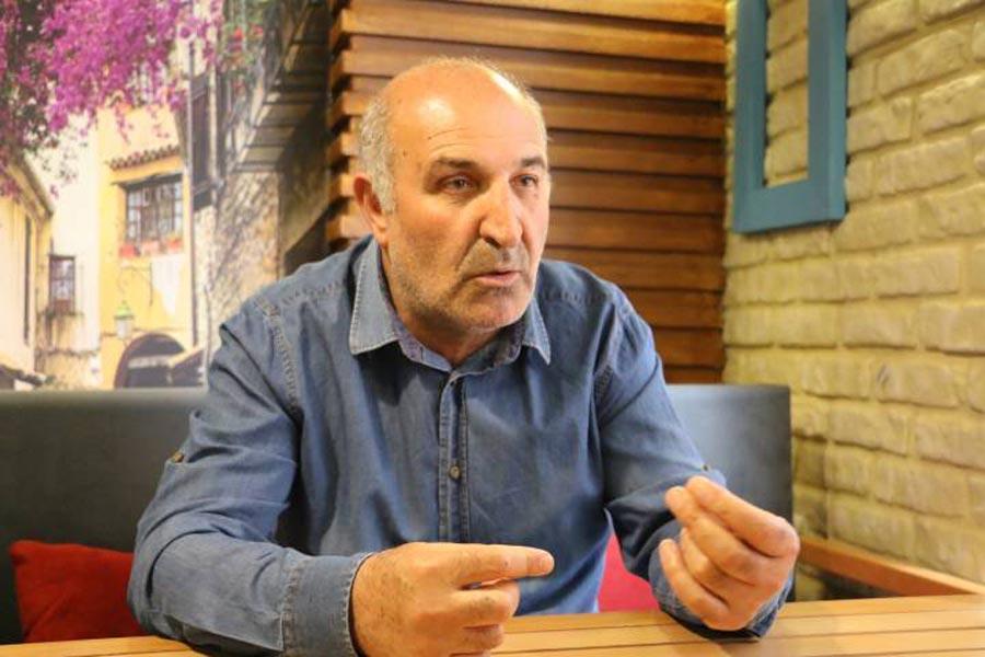 Van Çevre Derneği Başkanı Ali Kalçık