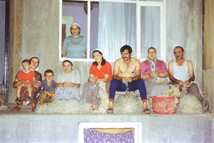 1978-79 yılları... (Fotoğraf Özcan Yaman)
